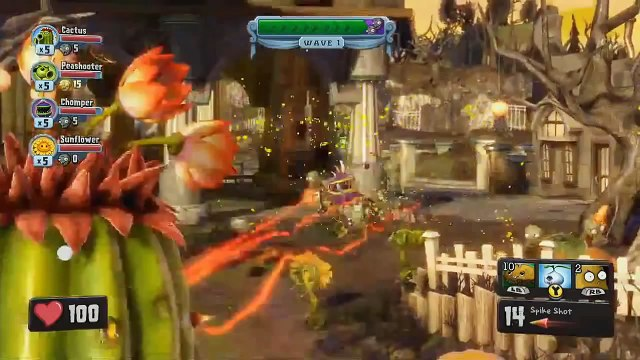 E3 2013 Trailers - E3 2013: Plants vs Zombies Garden Warfare Walkthrough E3 Gameplay 【HD】 E3M13