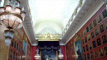 Hermitage Museum, Winter Palace-St Petersburg -- Russia