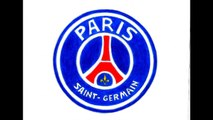 Comment dessiner le logo PSG - Paris Saint Germain - Como desenhar escudo do PSG - How to draw