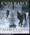 History Book Review: Endurance: Shackleton's Incredible Voyage by Alfred Lansing, Simon Prebble