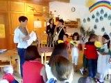 Abschied Kindergarten 2009