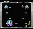 NES Bubble Bobble ending (bad ending)