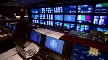 60 Minutes Sports - Armen Keteyian : Going Behind the Scenes of Super Bowl XLVII for 60 Minutes Sports