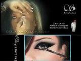 Arabic Makeup Courses دورات مكياج العربي, تعليم مكياج بالعربي, Arabic makeup tutorial