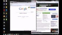 browser settings. Internet explorer, Firefox, Google Chrome
