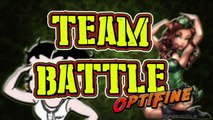 Minecraft - TeamBattle 1.8 - 1.8.4 Hacked Client (with OptiFine) - WiZARD HAX