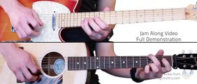 Don't Close Your Eyes - Guitar Lesson and Tutorial - Keith Whitley