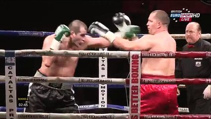 Evgenios Lazaridis vs Ivica Perkovic