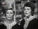 Les Swingers Singers J S Bach Fugue in D Major 1969