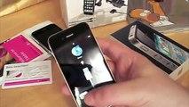 Es ist da, es ist ein iPhone 4 :-)