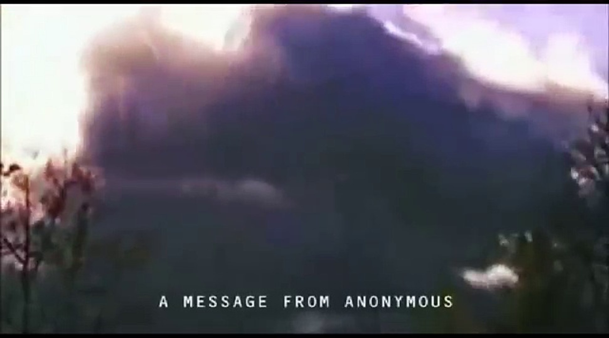 Message from Anonymous: To the South African people