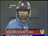 Umar Gul Sledging & Fight with Yuvraj Singh India vs pakistan
