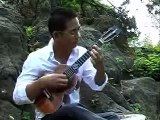 While My Guitar (Ukulele) Gently Weeps-Jake Shimabukuro
