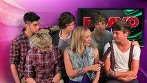 BRAVO WebTV - Interview: One Direction im WebTV Studio