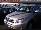 2008 Toyota RAV4 #E3753A in Nashua NH Manchester, NH video - SOLD