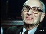 """Claude Levi Strauss définit l'ethnologie - Bernard Pivot """"Apostrophes""""  - Archive vidéo INA"""