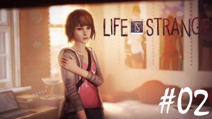 Life Is Strange / Le Campus / 02 [PC]