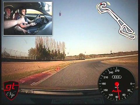 Votre video de stage de pilotage B051120415GTVI0074