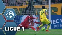 But Serge GAKPE (20ème) / FC Nantes - Olympique de Marseille (1-0) - (FCN - OM) / 2014-15