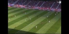 Nolan Roux Goal 1:0 - Lille OSC vs FC Girondins de Bordeaux  - 18/04/2015