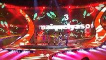 Eurovision 2008 Final 22 Spain *Rodolfo Chikilicuatre* *Baila El Chiki Chiki* 16:9 HQ