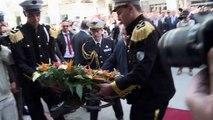 Algérie: Todeschini rend hommage aux victimes de Sétif
