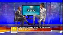 Bruno on TODAY Show with Matt Lauer