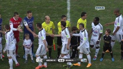 Nat J29 Amiens 0-1 Bourg-Péronnas 17/04/2015