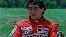 1991 Acura Honda NSX introduction Ayrton Senna da Silva アキュラ ホンダ NSX アイルトン・セナ・ダ・シルバ