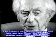 Premio Nobel Bertrand Russell Sobre Dios. Entrevista en (1959). ATEÍSMO.