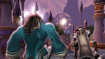Steak Sandwiches - World of Warcraft (WoW) Machinima by Oxhorn