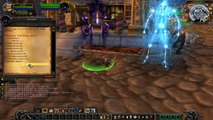 WoW all-Gm private server 3 3 5a - video dailymotion