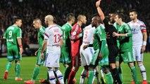 Ligue 1: Lyon concède le nul face aux Verts