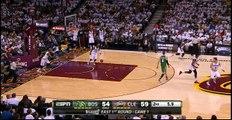 Kyrie Irving Beats the Buzzer - Cavaliers vs Celtics - NBA Playoffs 1st Round 19/04/2015