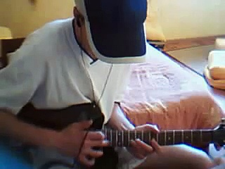 solo guitar electric impro
