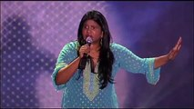 Indian Stand Up Comedy DVD - Vijai Nathan's Full Comedy Set - Female Indian Comedian, Russell Peters