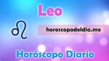 Horóscopo del día - Leo - 20/04/2015