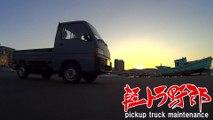 軽トラ野郎「2回目のプラグ交換とトラブル」japanese mini truck