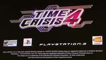Time Crisis 4 - PS3 : DigInfo