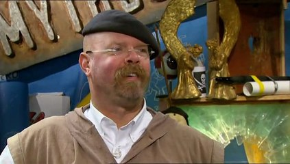 Mythbusters | Molten Lead Plunge
