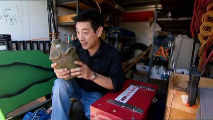 Mythbusters | Star Treck Bamboo Cannon