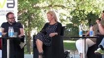 EVA SuomiAreenalla 2012: Onko media punavihreää?