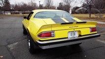 1975 Chevrolet Camaro Sport Coupe - Ross's Valley Auto Sales - Boise, Idaho