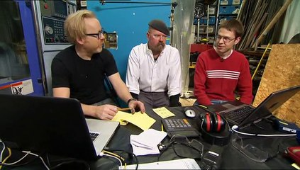 Mythbusters | Soda Cup Vs Car