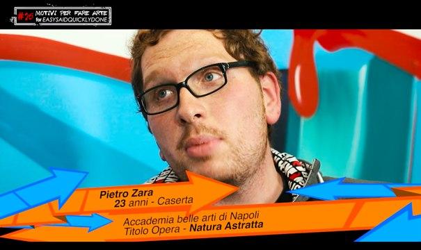 26 MOTIVI PER FARE ARTE - Pietro Zara