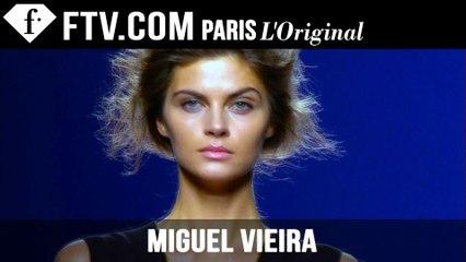 Miguel Vieira F/W 2015-16 Runway Show   Madrid Fashion Week   FashionTV