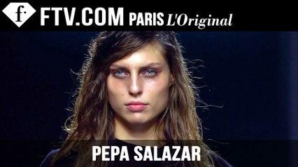 Pepa Salazar F/W 2015-16 Runway Show   Madrid Fashion Week   FashionTV