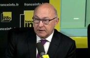Michel Sapin cite Rocard : «Nous ne pouvons pas héberger toute la misère du monde»
