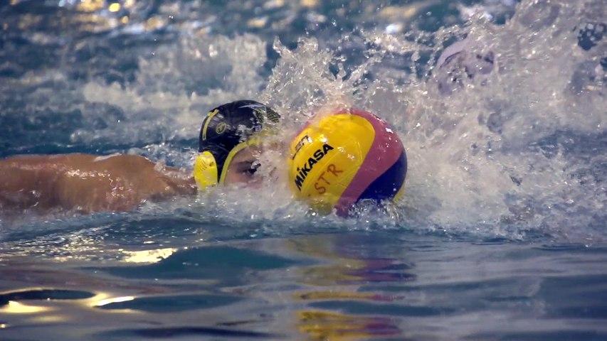 Water-Polo Masculin: Teaser des play off (saison 2014/2015)