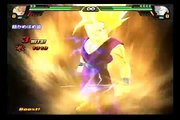 DBZ Budokai Tenkaichi 3 - SSJ2 Teen Gohan vs Omega Shenron
